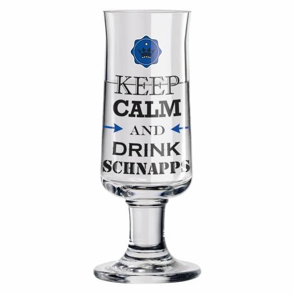 Schnapps Schnapsglas von Gabriel Weirich