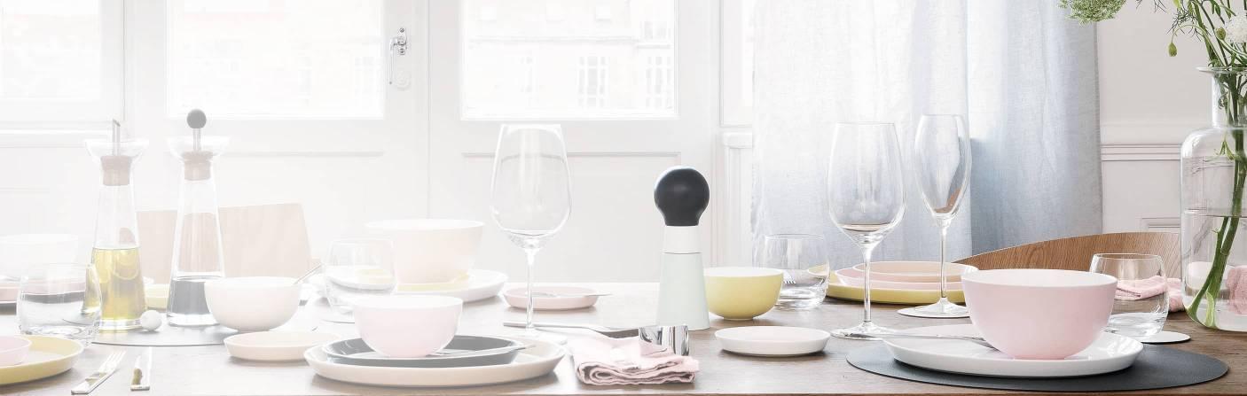Tableware – Hauchdünnes Essgeschirr
