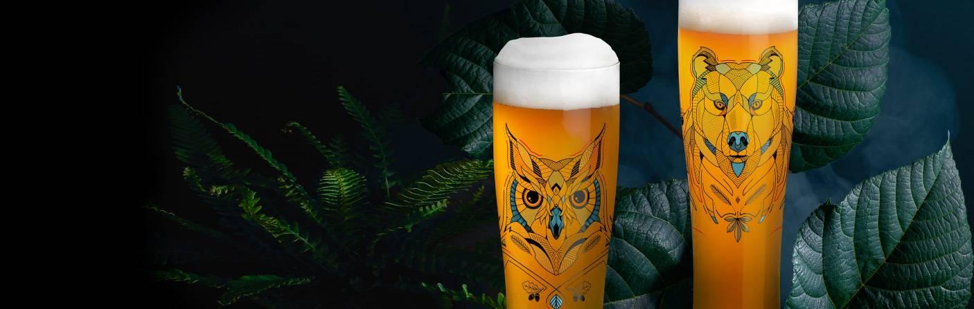Bier – Ausgefallene Biergläser