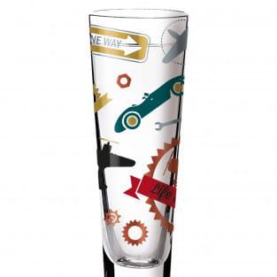 Black Label Schnapsglas von Shinobu Ito