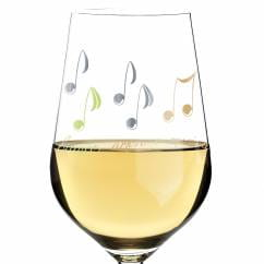 White Weißweinglas von Angela Schiewer