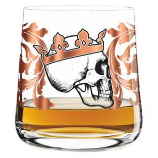 WHISKY Whiskyglas von Medusa Dollmaker
