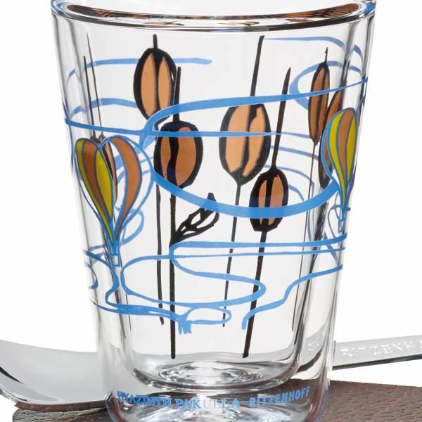 A Cuppa Day Espressoglas von Hyazinth Pakulla