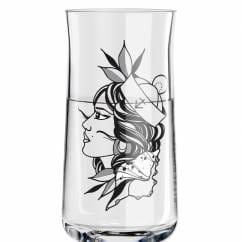 Schnapps Schnapsglas von Tobias Tietchen (Sailor Girl)