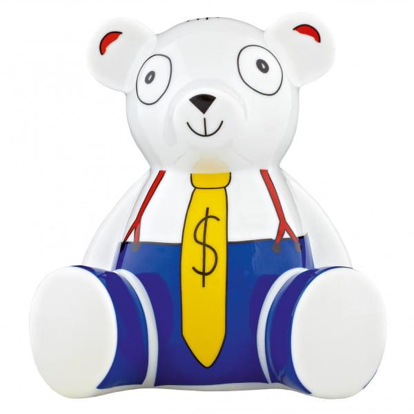 Teddy Bank Spardose Bär von Petit-Roulet