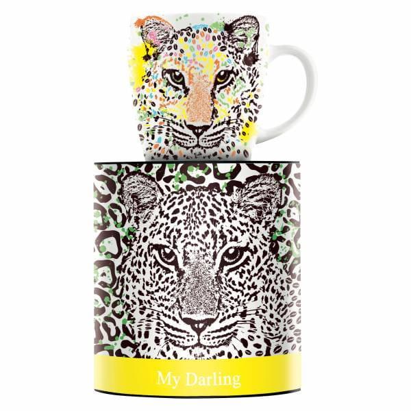 My Darling Kaffeebecher von Petra Mohr