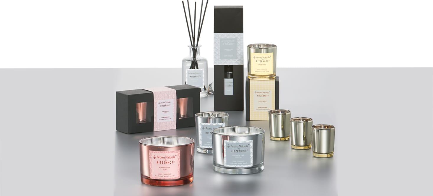 Aroma Naturals: Exotische Duftwelten