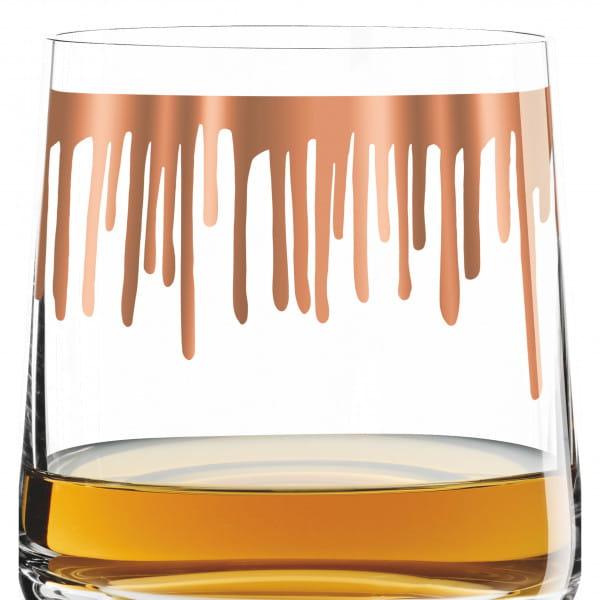 WHISKY Whiskyglas von Pietro Chiera