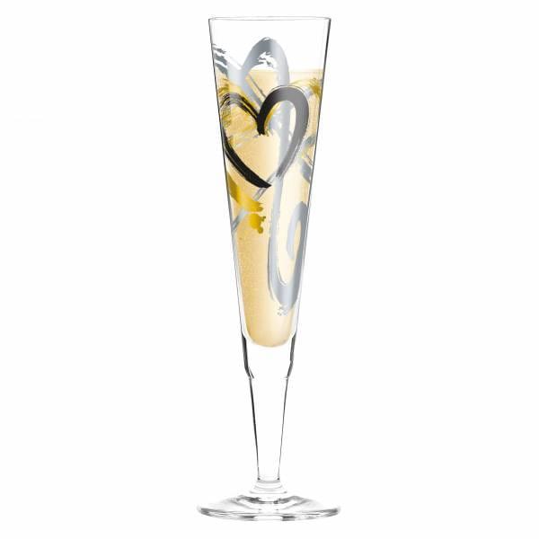 Champus Champagnerglas von Thomas Marutschke