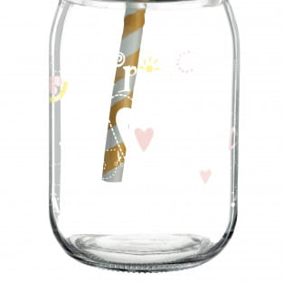 Make It Take It Smoothieglas von Petra Mohr
