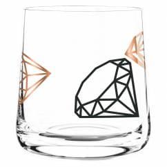 WHISKY Whiskyglas von Paul Garland