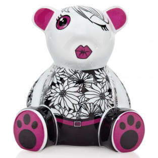 Mini Teddy Bank Spardose Bär von Dorothee Kupitz
