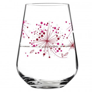Aqua e Vino Wasser- und Weinglas von Véronique Jacquart