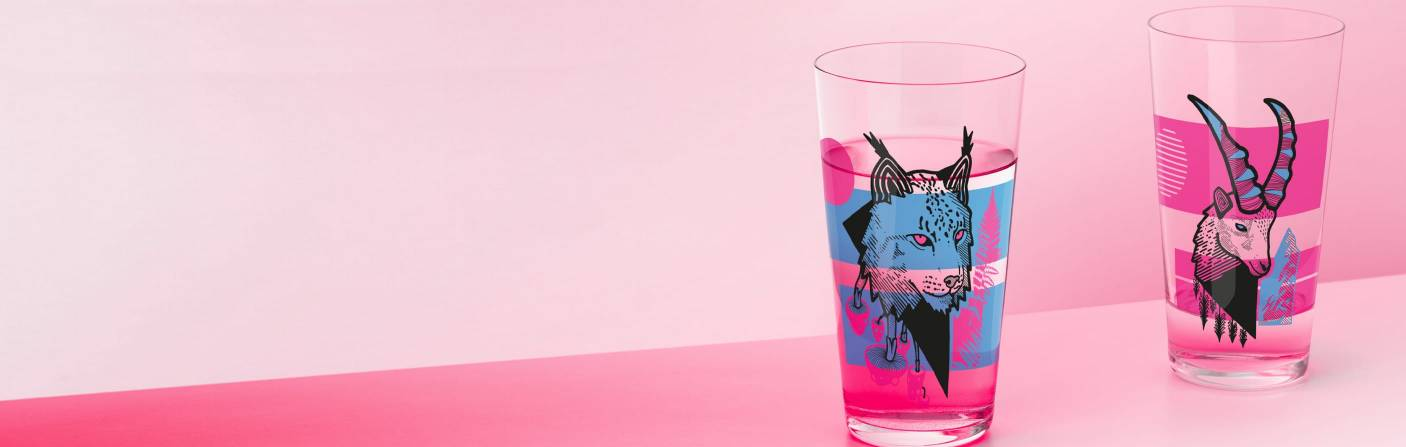Trinkgläser – Stilvoll und gesund