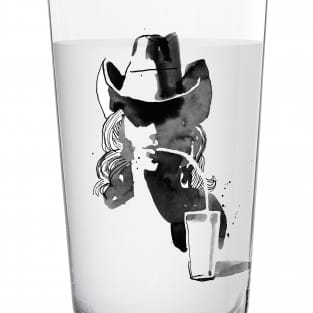MILK Milchglas von Peter Pichler