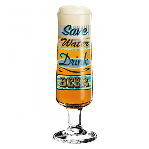 Beer Bierglas von Marie Peppercorn
