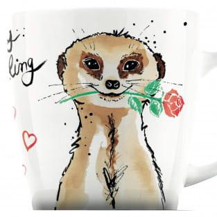 My Darling Kaffeebecher von Michaela Koch