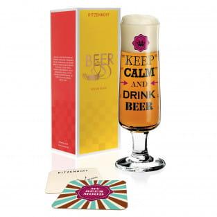 Beer Bierglas von Gabriel Weirich
