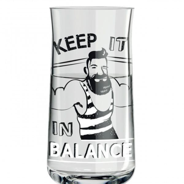 Schnapps Schnapsglas von Dominika Przybylska (Balance)