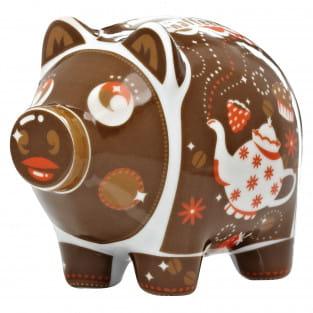 Mini Piggy Bank Sparschwein 3er Set von Nils Kunath