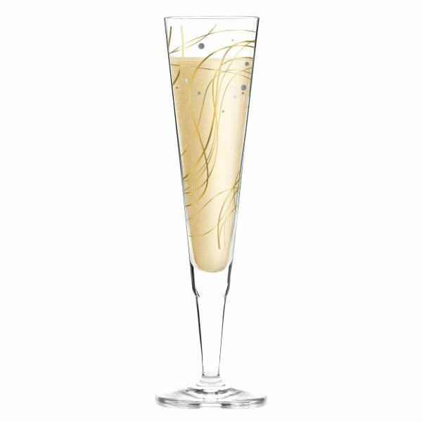 Champus Champagnerglas von Asobi