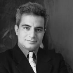 Houmayoun Mahmoudi: Künstler aus Teheran