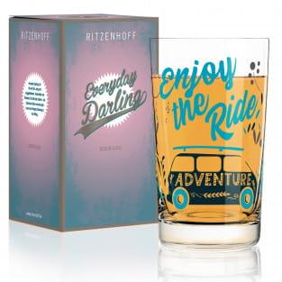 Everyday Darling Softdrinkglas von Véronique Jacquart