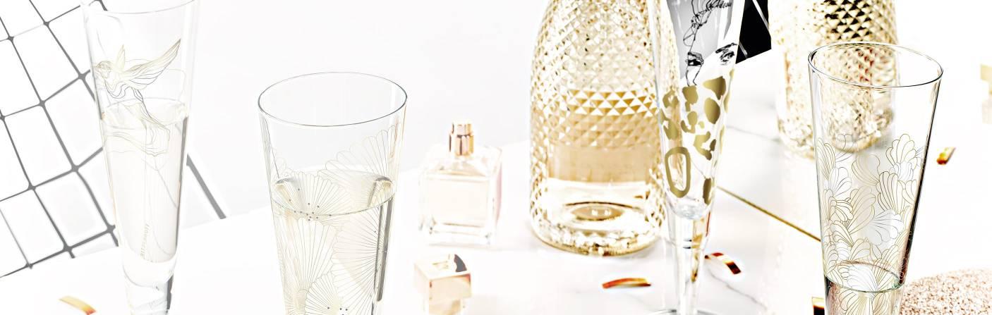 Champus – Haute Couture aus Kristall