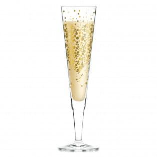 Champus Champagnerglas von Daniela Melazzi