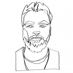 Daniel Fatemi: Tattoo-Artist in Hamburg, Deutschland