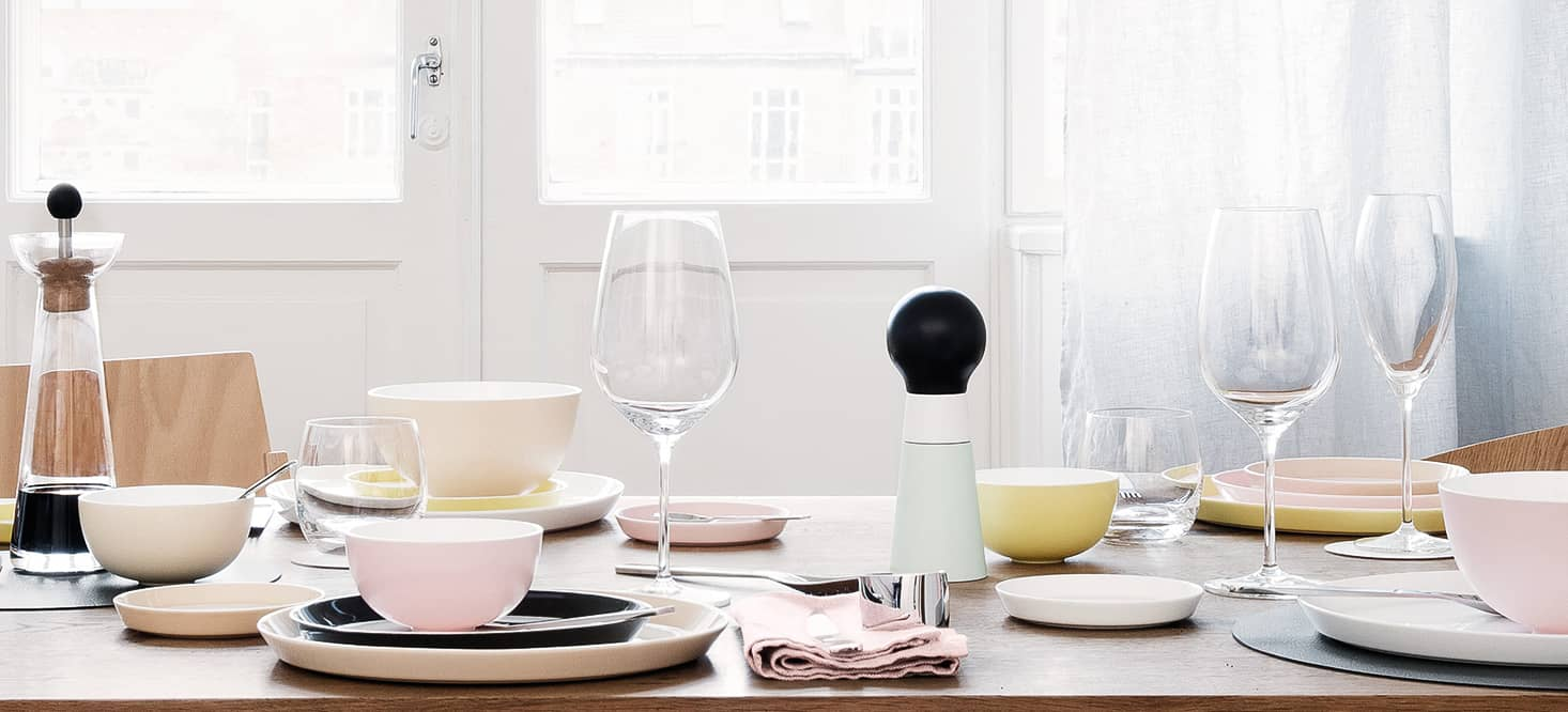 Tableware: Livø – Feel at Home