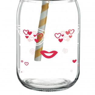 Make It Take It Smoothieglas von Nils Kunath