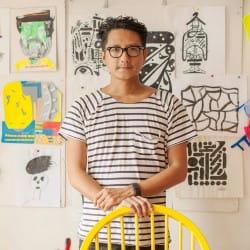 Saiman Chow: Künstler und Designer aus New York