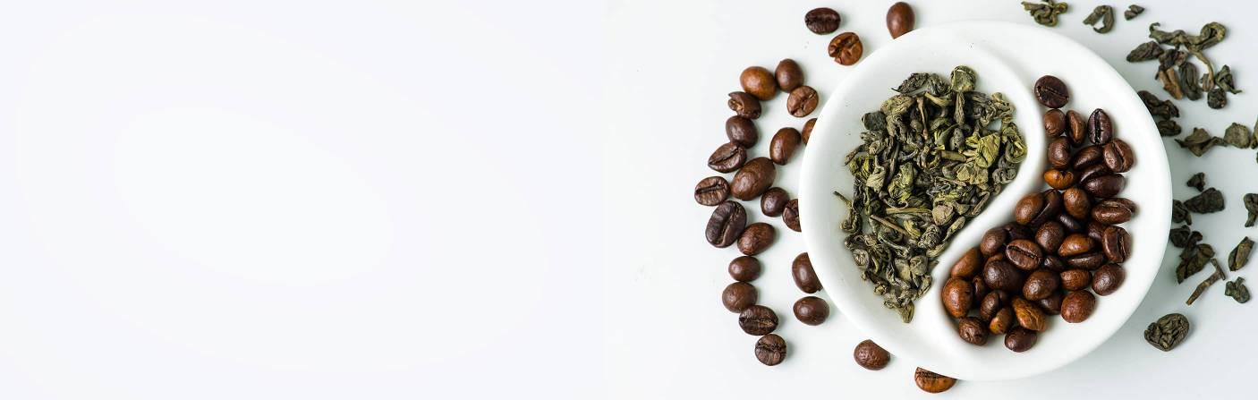 Kaffee & Tee – Ein Moment der Ruhe