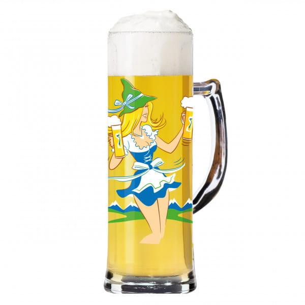 Seidel Bierkrug 0,5 l von Horst Haben