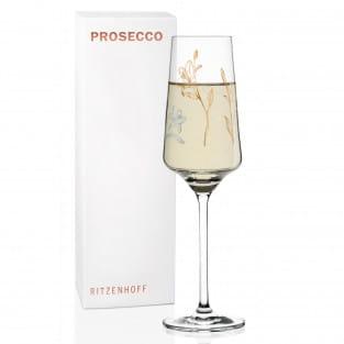 Prosecco Proseccoglas von Marvin Benzoni (Fleur de Lis)