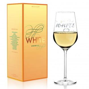 White Weißweinglas von Sabine Röhse