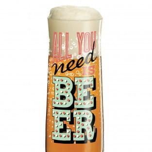 Beer Bierglas von Potts