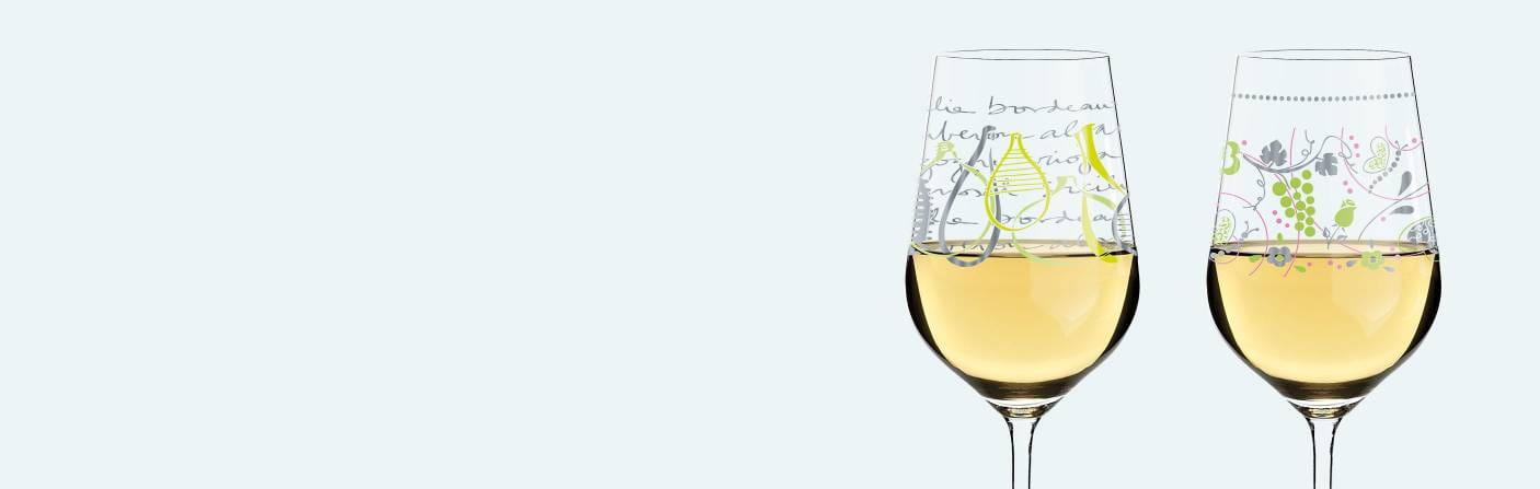White – Elegantes Weißweinglas