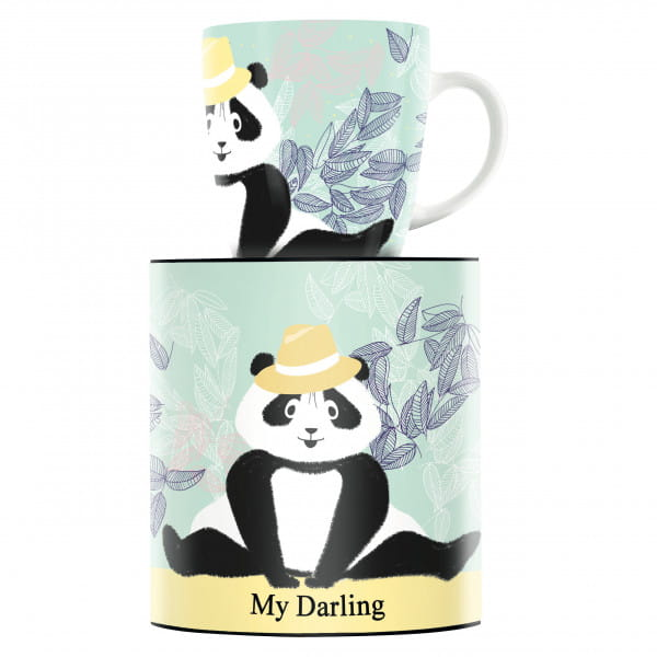 My Darling Kaffeebecher von Véronique Jacquart