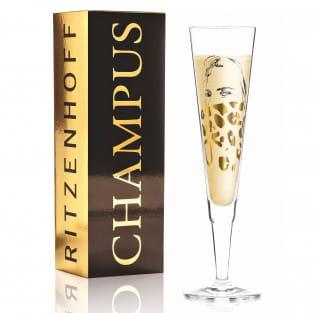 Champus Champagnerglas von Peter Pichler (Noble Savage)