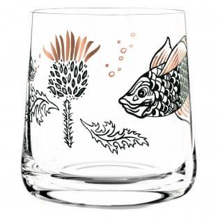 WHISKY Whiskyglas von Olaf Hajek (Guardian Thistle)