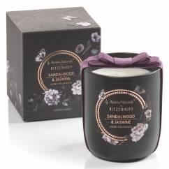 Noir Duftkerze, Sandalwood & Jasmine (H: 8,5 cm, ø 7,5 cm)