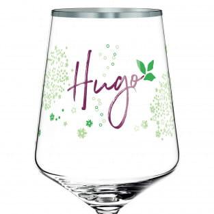 Hugo R. Aperitifglas von Iris Interthal