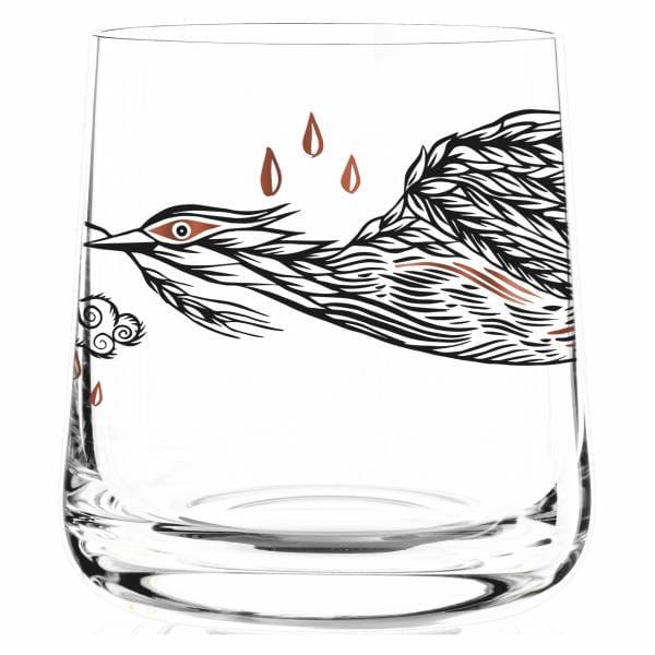 WHISKY Whiskyglas von Olaf Hajek