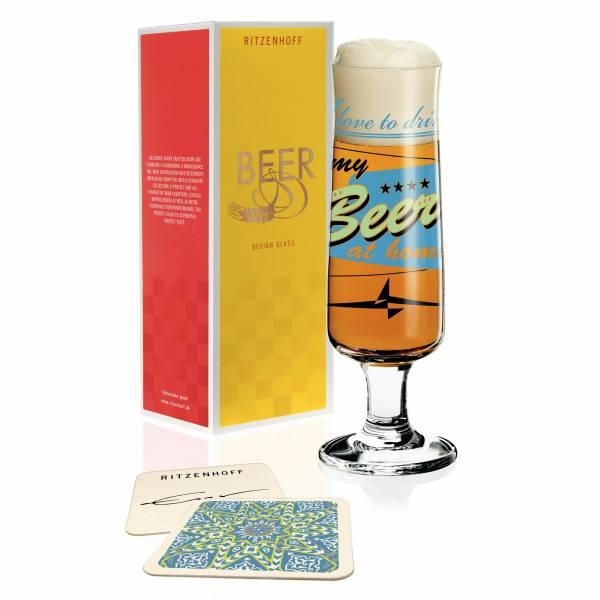 Beer Bierglas von Jürgen Esser Design