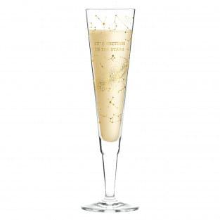 Champus Champagnerglas von Selli Coradazzi
