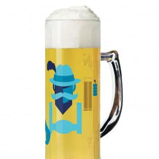 Seidel Bierkrug 0,5 l von Nick Diggory
