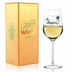 White Weißweinglas von Lenka Kühnertová
